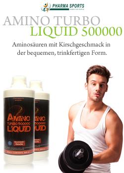 Pharmasports Amino Turbo Liquid 500000 bei Pharmasports günstig bestellen