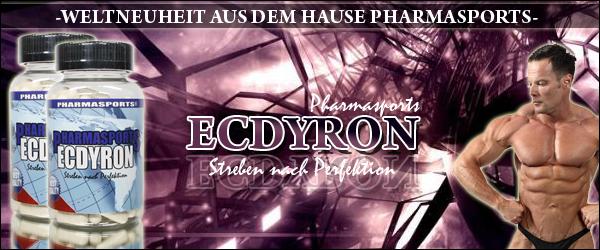 Pharmasports EcdyRon - streben nach reiner Perfektion!