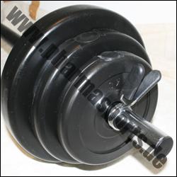 NEU bei Pharmasports, das Fitness Langhantel Pumpset aus eigenem Hause!