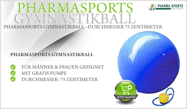 Pharmasports Gymnastikball