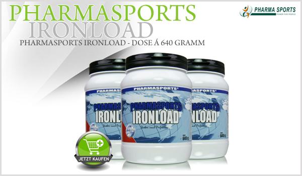Pharmasports Ironload natürlich günstig bei Pharmasports