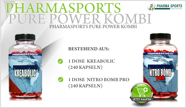 Pharmasports Pure Power Kombi
