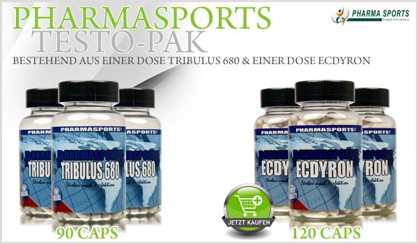 Pharmasports Testo-Pak bei Pharmasports