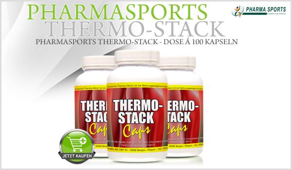 Pharmasports Thermo-Stack - Dose á 100 Kapseln