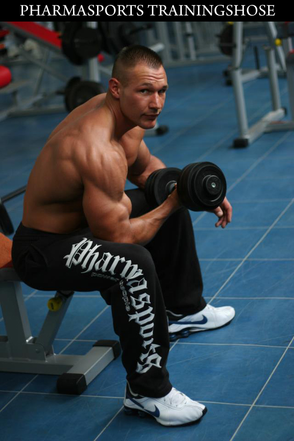 Bodybuilding Fitness Trainingshose von Pharmasports