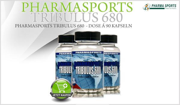 Ein Top Tribulus ist nun mal Tribulus 680
