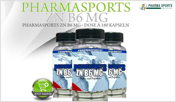 Pharmasports ZN B6 MG bei Pharmasports