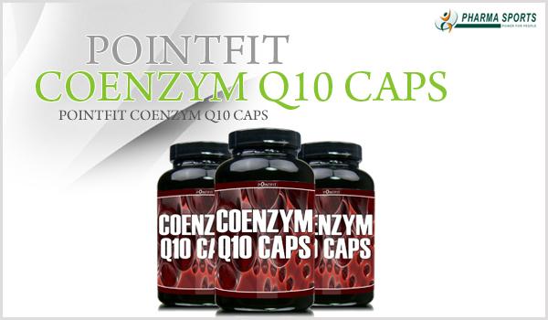 PointFit Coenzym Q10 Caps bei Pharmasports