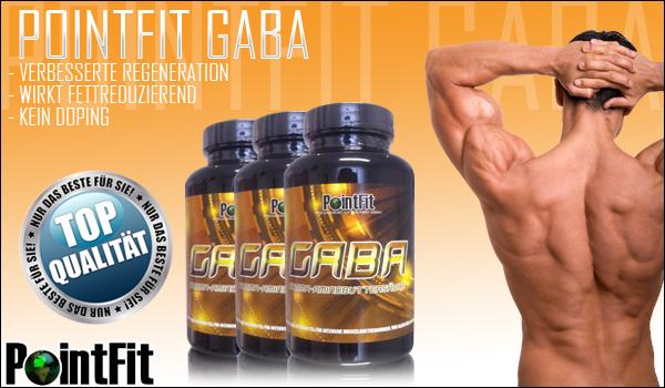 NEU! PointFit Gaba für mehr Muskelmasse