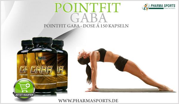 PointFit Gaba - Dose á 150 Kapseln