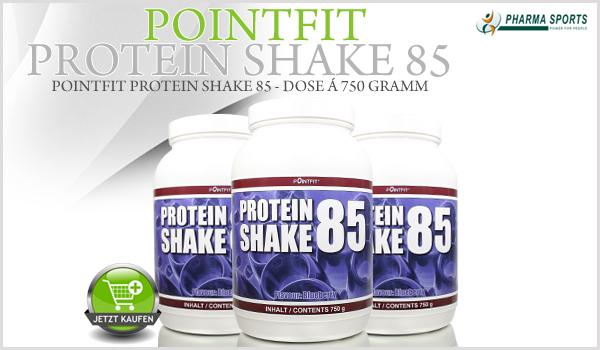 PointFit Protein Shake 85 bei Pharmasports