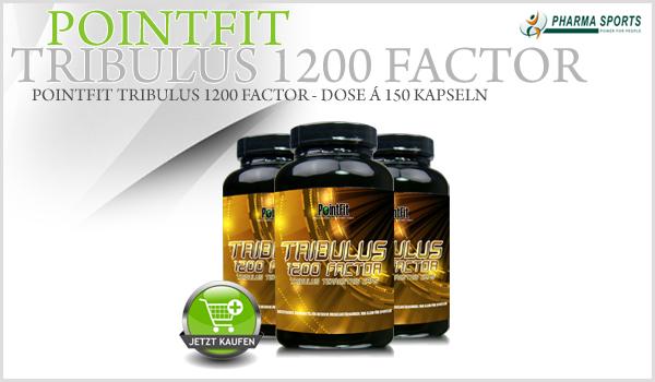 Pointfit Tribulus 1200 Factor