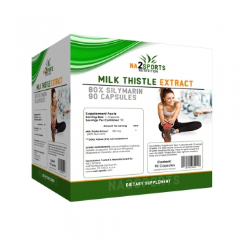 Na2Sports Milk Thistle Extract