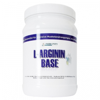 Pharmasports L-Arginin Base
