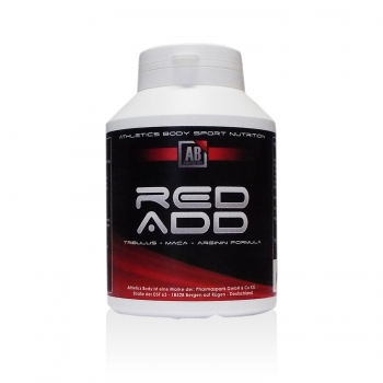 Athletics Body Red Add