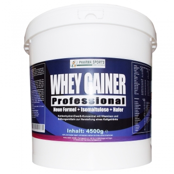 Pharmasports Whey Gainer Professional