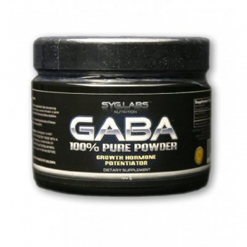 Syglabs Gaba 100% Pure Powder