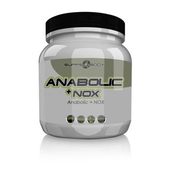 Supps4Body Anabolic + NOX