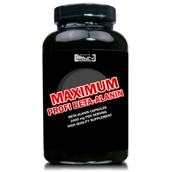 PNN Nutrition Maximum Profi Beta-Alanin