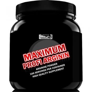 PNN Nutrition Maximum Profi Arginin