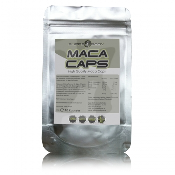 Supps4Body Maca Caps