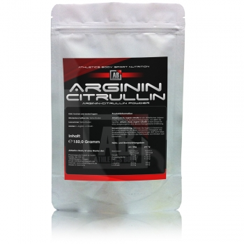 Athletics Body Arginin-Citrullin