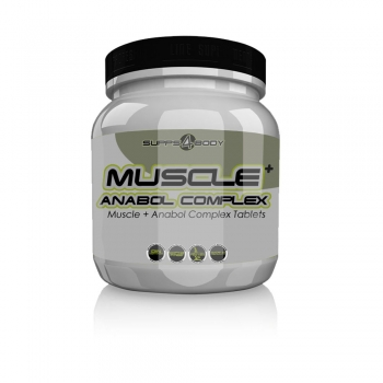 Supps4Body Muscle + Anabol Complex
