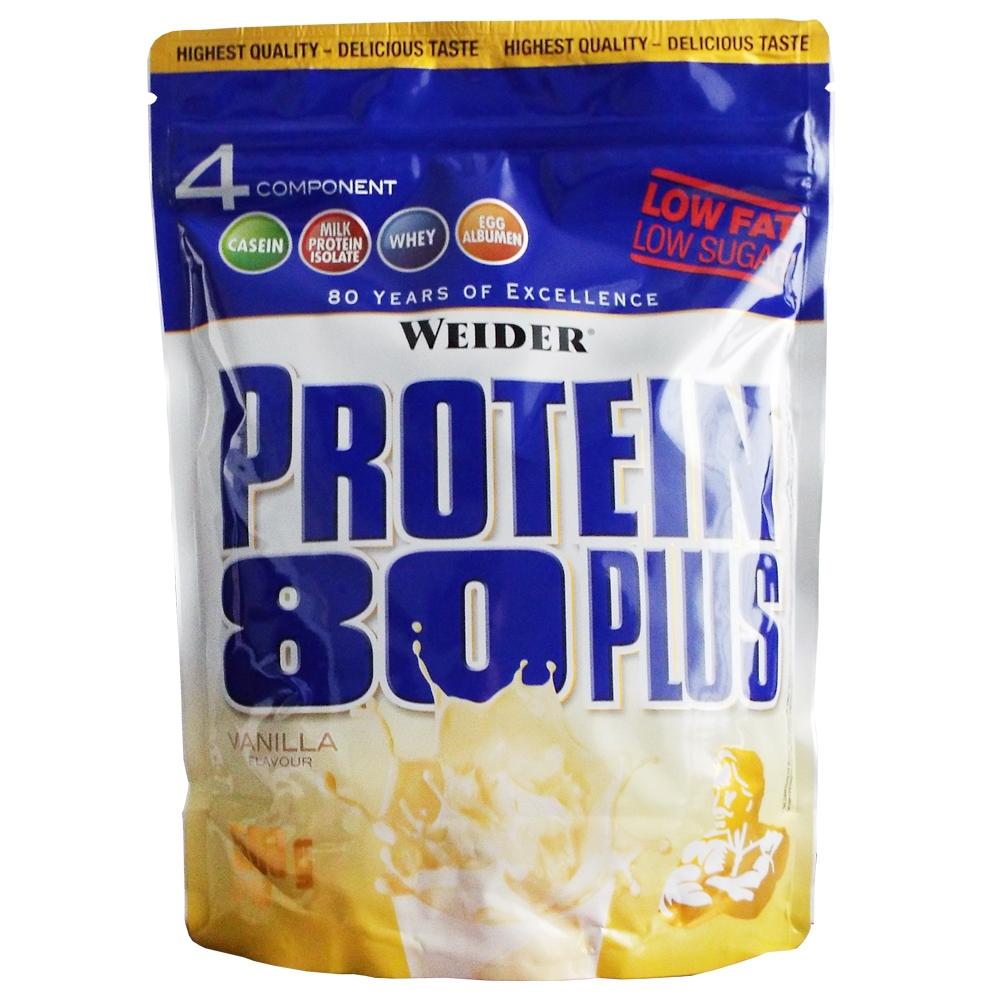 weider protein 80 plus eiweiss 4 kom protein 80 von weider. Black Bedroom Furniture Sets. Home Design Ideas