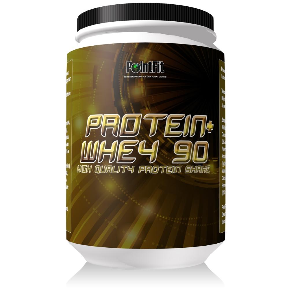 pointfit protein whey 90 mehr whey protein zum muskelaufbau. Black Bedroom Furniture Sets. Home Design Ideas
