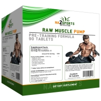 Na2Sports Raw Muscle Pump