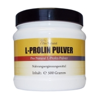 Pro Natural L-Prolin Pulver