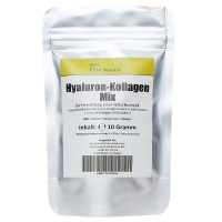 Pro Natural Hyaluron-Kollagen Mix 10g