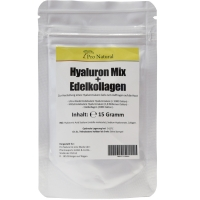 Pro Natural Hyaluron Mix + Edelkollagen 15 Gramm