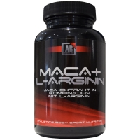 Athletics Body Maca + L-Arginin