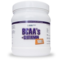 Pharmasports BCAAs plus Glutamin 100%
