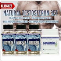 Natural Testosteron Set