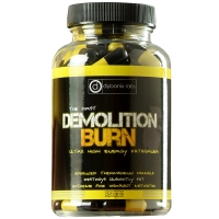Dybanix Demolition Burn