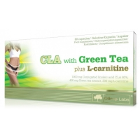 Olimp CLA + Green Tea plus L-Carnitin