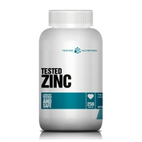 Tested Nutrition Tested Zinc