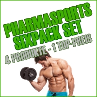 Pharmasports Sixpack Set