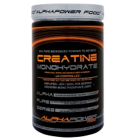 Alphapower Food 100% Pure Creatine Monohydrate