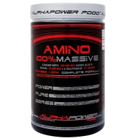 Alphapower Food Amino 100% Massive