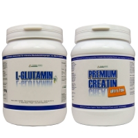 Pharmasports Creatin-Glutamin Set