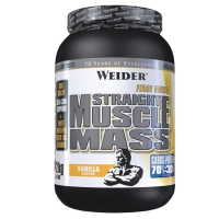 Weider Straight Muscle Mass