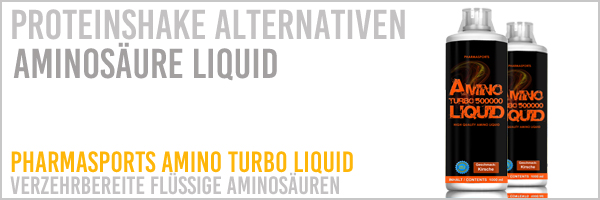 Proteinshake Alternative Pharmasports Amino Turbo Liquid