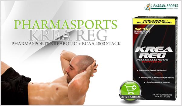 Pharmasports Krea Reg