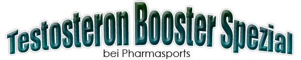 Testosteron Booster Spezial bei Pharmasports