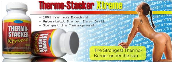 Thermo-Stacker Xtreme  100% frei von Ephedrin