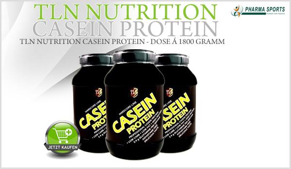 TLN Casein Protein ist ein hochwertiges Protein-Produkt