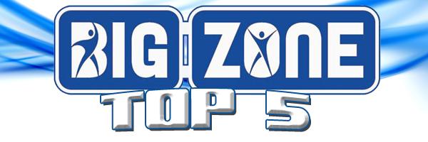 Big Zone TOP 5 bei Pharmasports